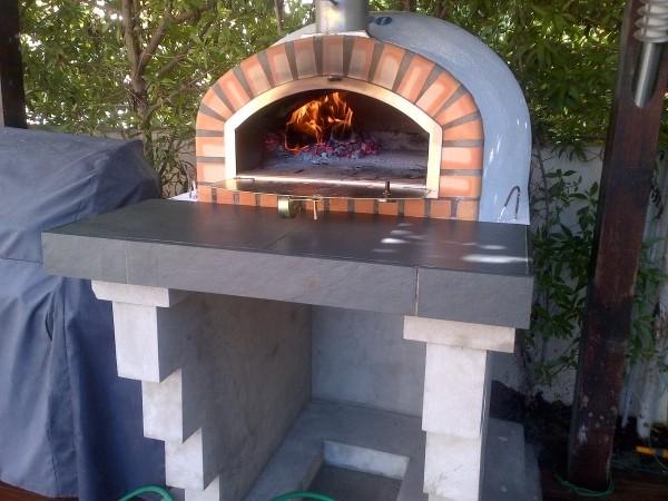 Four a bois a Pizza PIZZAIOLI 120cm