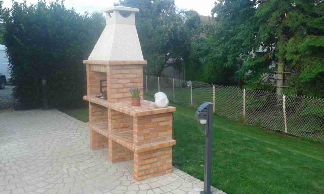 barbecue brique et beton av325f. Black Bedroom Furniture Sets. Home Design Ideas