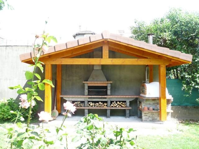 barbecue pierre fixe pour votre jardin av380f. Black Bedroom Furniture Sets. Home Design Ideas