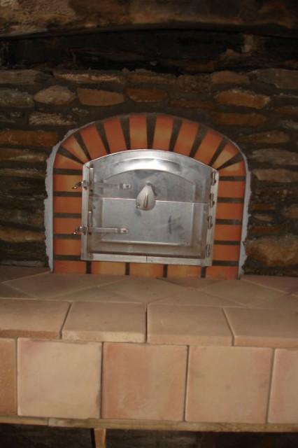 Four à bois pour pain et pizza sans cheminée  Four à pain Grand ~ Four A Bois Grand Mere