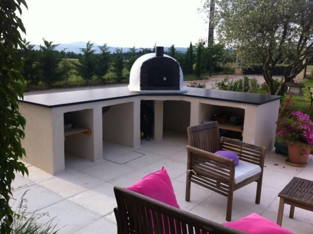 four pizza et pain en brique famosi 120cm. Black Bedroom Furniture Sets. Home Design Ideas