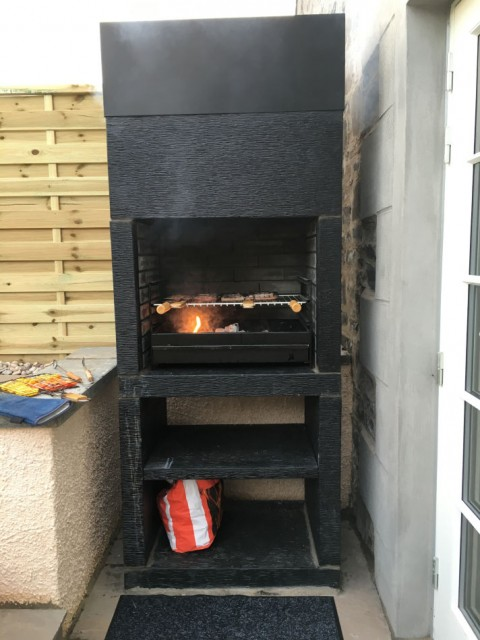 Barbecue Contemporain Extrieur AvM
