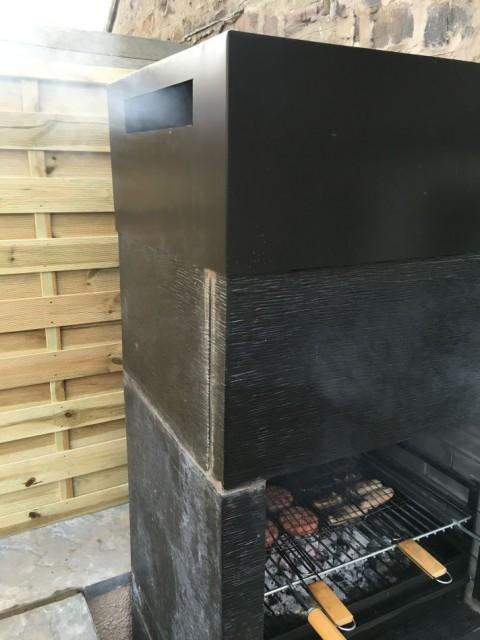 Barbecue contemporain ext rieur av20m for Exterieur contemporain