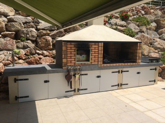 four a bois a pizza et pain igloo avaloir 120cm. Black Bedroom Furniture Sets. Home Design Ideas