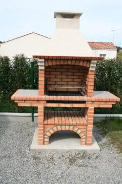 barbecue en dur r fractaire ce2060g. Black Bedroom Furniture Sets. Home Design Ideas