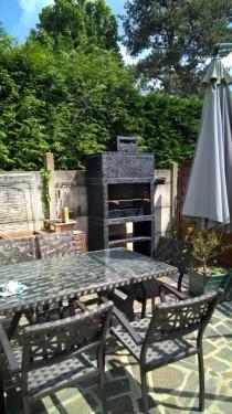 Barbecue moderne exterieur AV25M