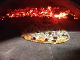 Four à pizza et pain de jardin - FAMOSI 100cm