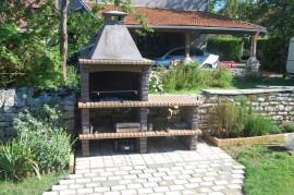 Barbecue fixe en pierre PR4220F