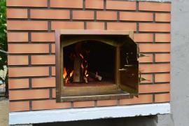 Four a Bois a Pizza et Pain igloo AVALOIR 120cm