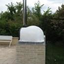 Four á bois pour jardin BRAZZA 100cm