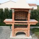 Barbecue en dur réfractaire CE2060G