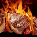 Barbecue fixe avec four à pain et pizza du Portugal AV5550F
