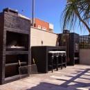 Barbecue Moderne avec Four AV90M