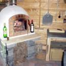 Four a Pizza du Portugal - BRAGA 120cm
