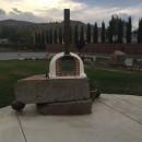 Four à pizza et pain extérieur - LISBOA 90cm