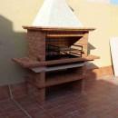 Kit Barbecue fixe en brique AV1900F