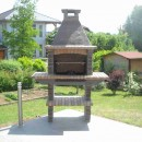 Barbecue en pierre du Portugal pas cher PR4210F