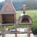 Barbecue en pierre et four MAXIMUS AV140RF