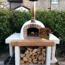 Four à pizza et pain de jardin - LISBOA 100cm