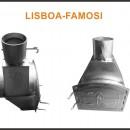 Supplément Porte en Inox pour Four LISBOA - FAMOSI