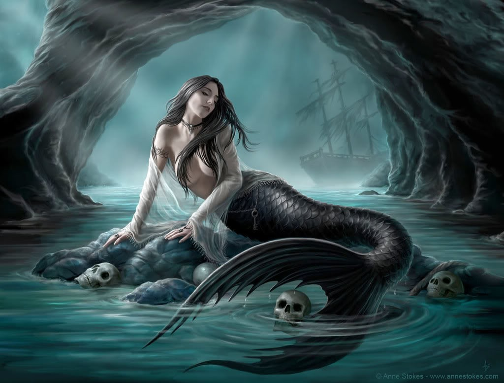Artiști fantasy - Anne Stokes