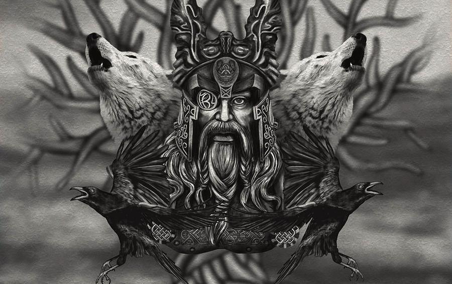 Mitologie nordică - Zeul Odin și runele