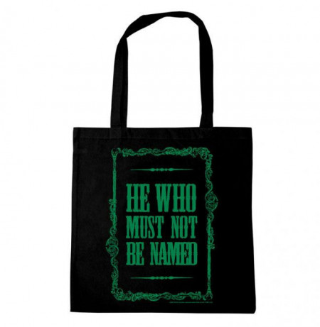 Tote Bag licenta Harry Potter - He Who Must Not Be Named
