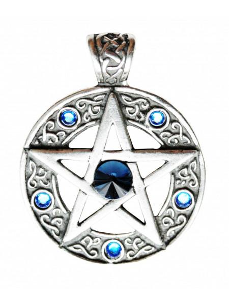 Pandantiv viking pentagramă celtică