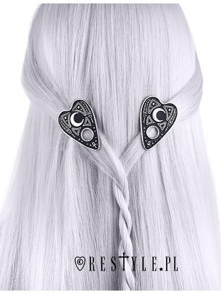 Set clame de păr gotice Plăci Ouija