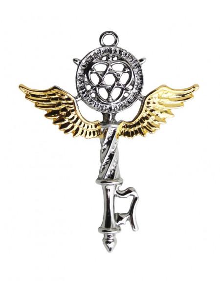 Pandantiv Cabala Mistica - Cheia lui Solomon