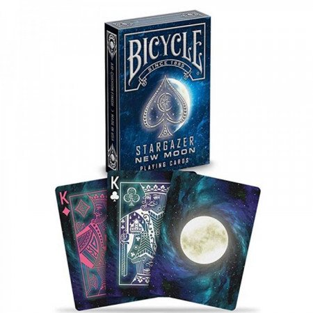 Carti de joc Bicycle Stargazer New Moon
