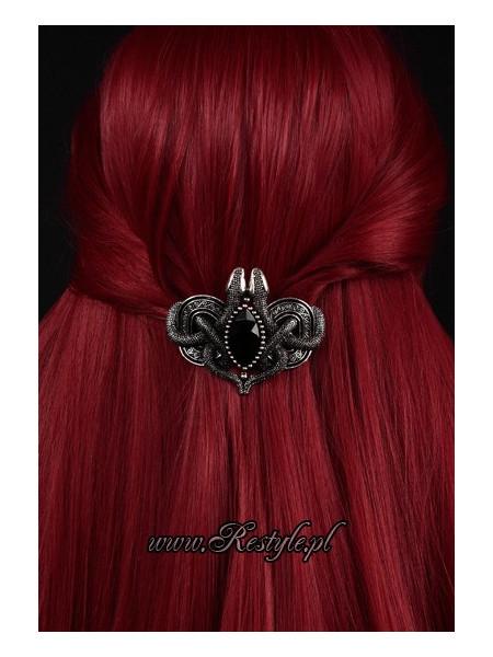 Clamă de păr gotică Șerpii din Avalon
