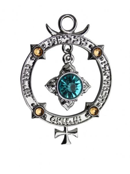 Pandantiv Cabala Mistica - Cercul lui Mercur