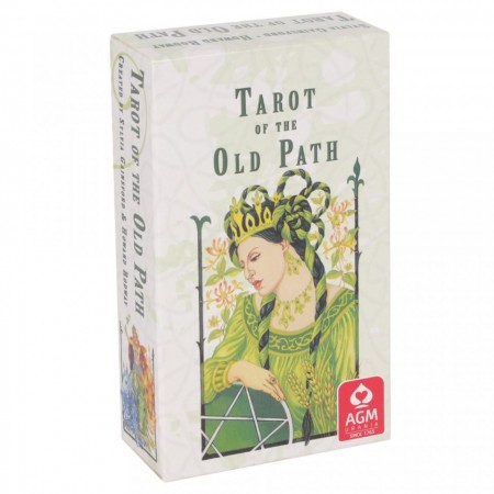 Cărți de tarot Old Path -  Sylvia Gainsford si Howard Rodway