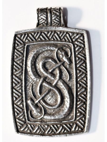 Pandantiv viking Şerpii din Urnes