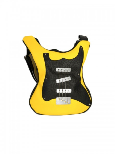 Geanta in forma de chitara rock Fender Sun Rising