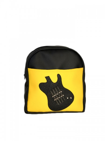 Rucsac Yellow&black Backpack