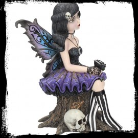 Poze Statueta zana gotica Little Shadows Twila 15 cm