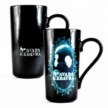 Cana termosensibila Harry Potter - Voldemort 500 ml