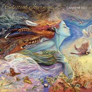 Calendar 2022 de perete Josephine Wall - Celestial Journeys