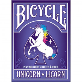 Carti de joc Bicycle Unicorn