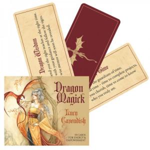 Carti Oracol Dragon Magic