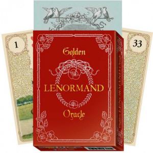 Carti Oracol Golden Lenormand