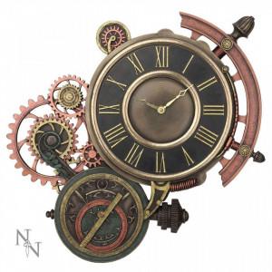 Ceas de perete steampunk Cogwork 52 cm