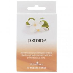 Conuri tamaie parfumata Elements - iasomie
