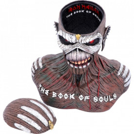 Cutie bijuterii bust Iron Maiden The Book of Souls 26 cm