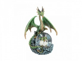 Emerald Oracle 19cm