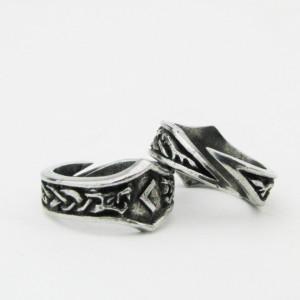 Inel viking cu runa Cen