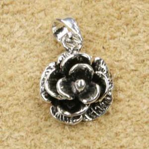 Pandantiv argint Trandafir