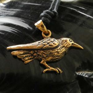 Pandantiv bronz Corb